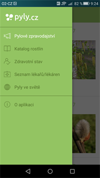 Android - menu