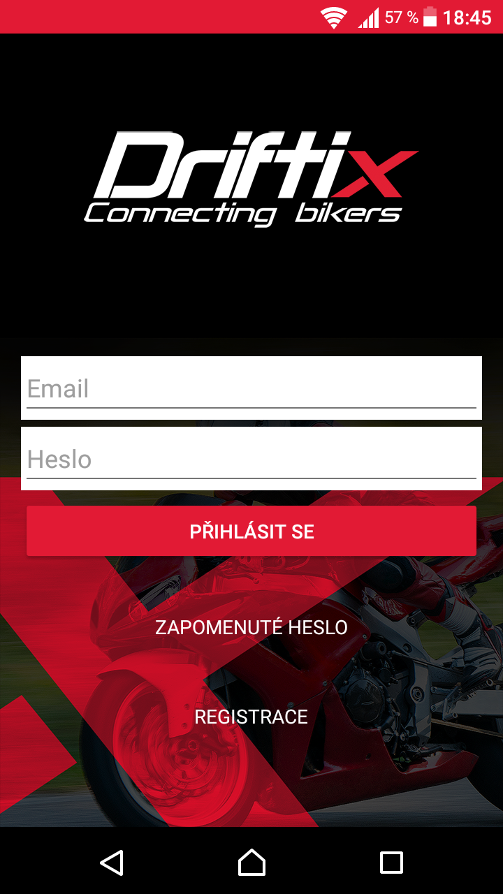 Android - login page